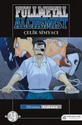 Akılçelen - Fullmetal Alchemist - Çelik Simyacı Cilt 24