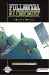 Akılçelen - Fullmetal Alchemist - Çelik Simyacı Cilt 25