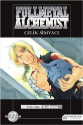 Akılçelen - Fullmetal Alchemist - Çelik Simyacı Cilt 27