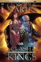 Dynamite - Game of Thrones Clash of Kings #1 Rubi Variant