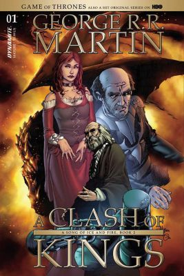 Game of Thrones Clash of Kings #1 Rubi Variant