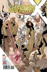 Marvel - Generation X # 2