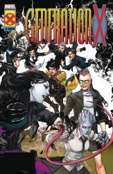 Marvel - Generation X #85 Tolibao Lenticular Variant