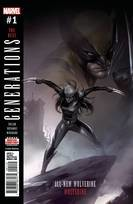 Marvel - Generations Wolverine & All New Wolverine # 1 2nd Ptg Mattina Variant