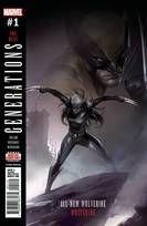 Generations Wolverine & All New Wolverine # 1 2nd Ptg Mattina Variant
