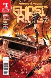 Marvel - Ghost Rider Robbie Reyes # 1