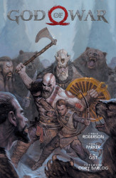 Dark Horse - God of War TPB