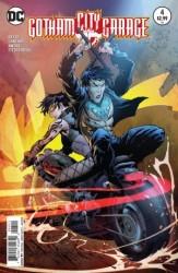DC - Gotham City Garage # 4