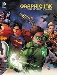 DC - Graphic Ink The DC Comics Art of Ivan Reis HC