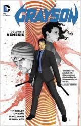 DC - Grayson Vol 3 Nemesis TPB