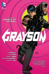 DC - Grayson Vol 1 Agents of Spyral TPB
