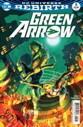 DC - Green Arrow #5