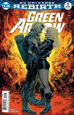 Green Arrow # 5 Variant