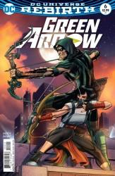 DC - Green Arrow # 6 Variant
