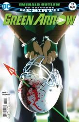 DC - Green Arrow # 13