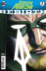 DC - Green Arrow Rebirth #1