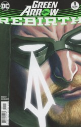 DC - Green Arrow Rebirth #1 3rd PTG