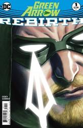 DC - Green Arrow Rebirth # 1