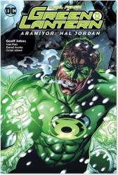 Arkabahçe - Green Lantern Cilt 5 Aranıyor Hal Jordan