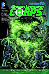 DC - Green Lantern Corps (New 52) Vol 2 Alpha War