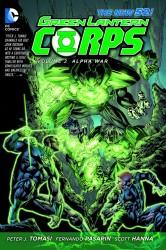 DC - Green Lantern Corps (New 52) Vol 2 Alpha War