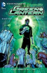 DC - Green Lantern (New 52) Vol 4 Dark Days HC