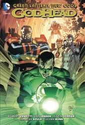 DC - Green Lantern New Gods Godhead TPB