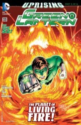 DC - Green Lantern (New 52) # 33