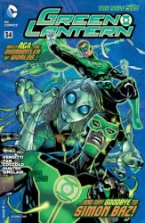 DC - Green Lantern (New 52) # 34