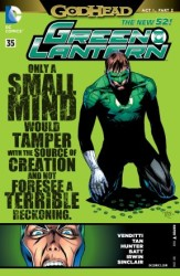 DC - Green Lantern (New 52) # 35