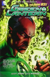 DC - Green Lantern (New 52) Vol 1 Sinestro HC