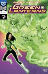DC - Green Lanterns # 45