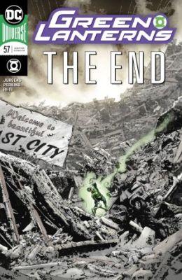 Green Lanterns # 57