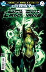DC - Green Lanterns # 7