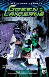DC - Green Lanthern Vol 3 Polarity