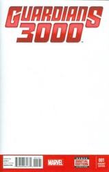 Marvel - Guardians 3000 # 1 Blank Variant