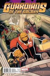 Marvel - Guardians of the Galaxy # 2 1:25 Anka Variant