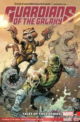 Marvel - Guardians of the Galaxy Tales of the Cosmos TPB
