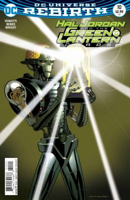 Hal Jordan And The Green Lantern Corps #10 Variant