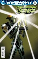 DC - Hal Jordan And The Green Lantern Corps # 10 Variant