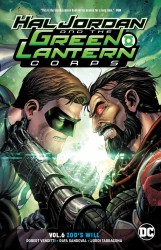 DC - Hal Jordan And The Green Lantern Corps (Rebirth) Vol 6 Zod's