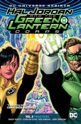 DC - Hal Jordan And The Green Lantern Corps Vol 4 Fracture TPB