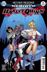 DC - Harley Quinn # 16