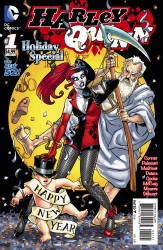 DC - Harley Quinn Holiday Special
