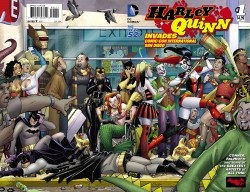 DC - Harley Quinn Invades Comic - Con International San Diego #1