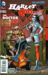 DC - Harley Quinn (New 52) #5 Second Printing Variant