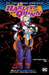 DC - Harley Quinn (Rebirth) Vol 2 Joker Loves Harley TPB