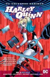 DC - Harley Quinn (Rebirth) Vol 3 Red Meat TPB