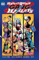 DC - Harley Quinn's Gang of Harleys TPB