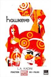 Marmara Çizgi - Hawkeye Cilt 3 L.A. Kadını